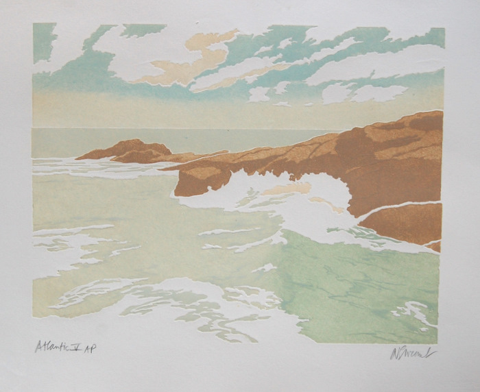 Print of Atlantic V