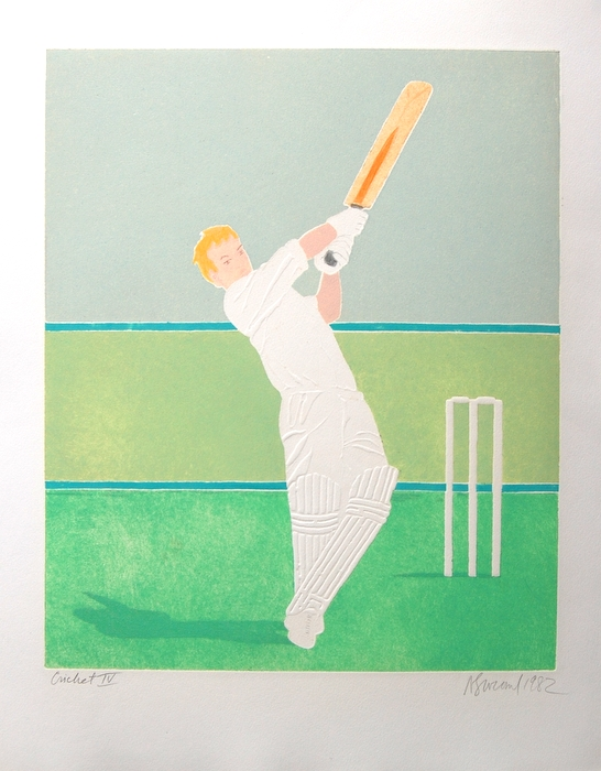 Print of Cricket IV