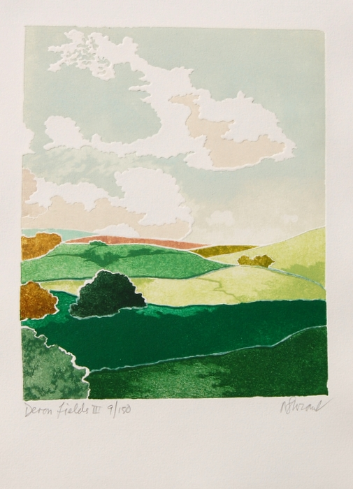 Print of Devon Fields III